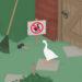 【Untitled Goose Game 〜いたずらガチョウがやって来た!〜】1匹目 極悪非道なガチョウ生活